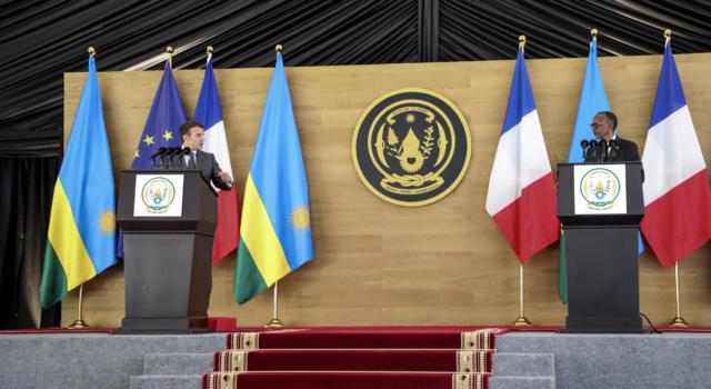 Macron ammette le responsabilità della Francia nel genocidio del Ruanda