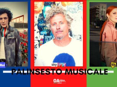Rubrica, PALINSESTO MUSICALE: Ermal Meta, Niccolò Fabi, Noemi