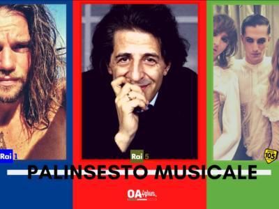 Rubrica, PALINSESTO MUSICALE: Enrico Nigiotti, Giorgio Gaber, Maneskin