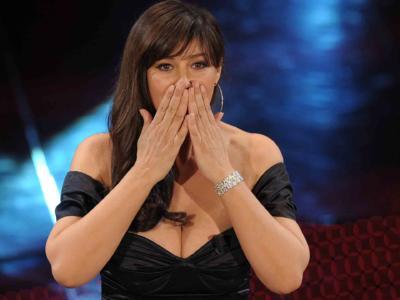 """Monica Bellucci, la diva e icona globale vince il Pemio Speciale David di Donatello 2021: """"Nel mio cuore mi sento sempre e solo italiana"""""""