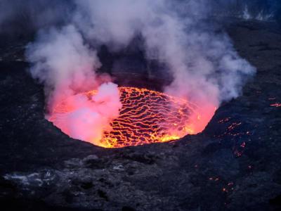 Vulcano esplode in Repubblica Democratica del Congo
