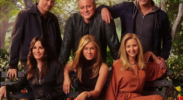 """""""Friends, the reunion"""": trama e scheda del film"""