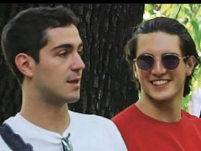 """Tommaso Zorzi """"pizzicato"""" con Tommaso di Amici. E' nata una coppia? L'influencer risponde così"""