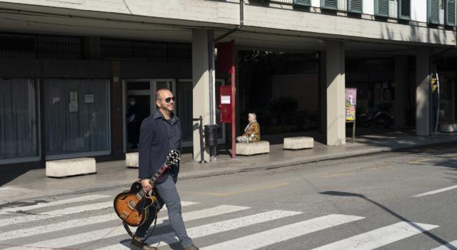 """Andrea Dessì, il jazzista sui generis torna con Fabrizio Bosso. Fuori """"America"""", quarto singolo assieme"""