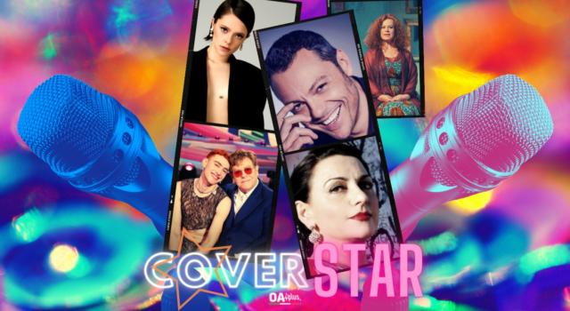 Rubrica, COVER STAR. Francesca Michielin, Elton John, Tiziano Ferro, Franca Masu, Sarah Jane Morris