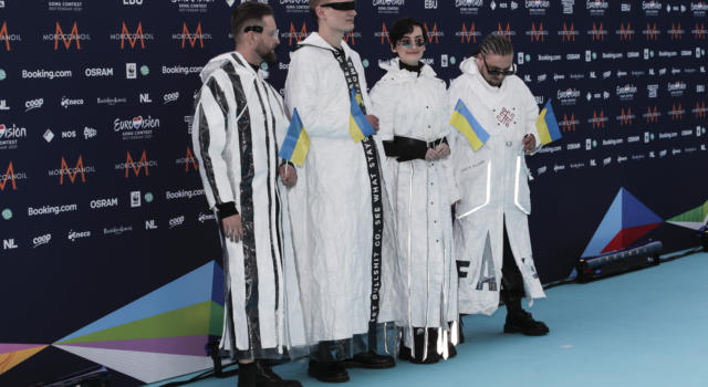 LIVE EUROVISION SONG CONTEST 2021. La puntata della prima semifinale di martedì 18 maggio