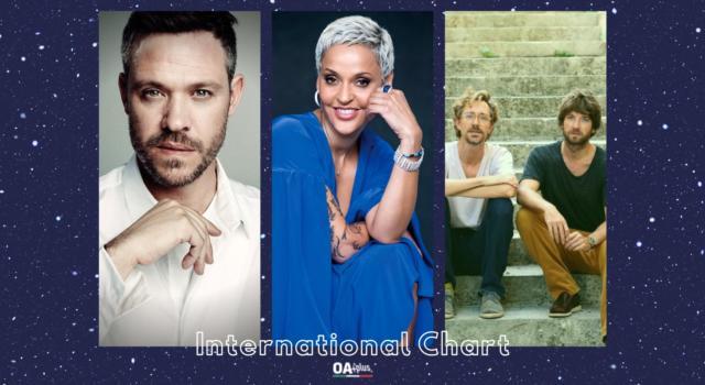 OA PLUS INTERNATIONAL CHART (WEEK 18/2021): classifica tutta nuova, a trionfare i ritorni di Will Young, Kings of Convenience e Mariza
