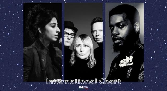 OA PLUS INTERNATIONAL CHART (WEEK 20/2021): l'ESC irrompe nella chart, in vetta gli Hooverphonic. Sul podio Serpentwithfeet e Arooj Aftab