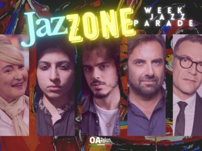 Rubrica, JazZONE. Lisa Gerrard, Arooj Aftab, Davide Shorty, André Manoukian, Benjamin Herman