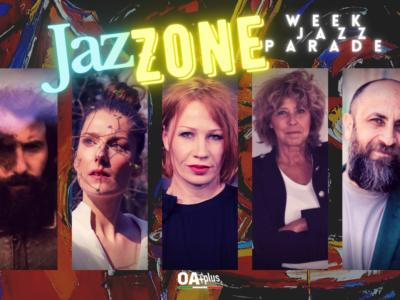 Rubrica, JazZONE. Iosonouncane, Sara Fattoretto, Birgit Minichmayr, Lu Colombo, Joe Barbieri