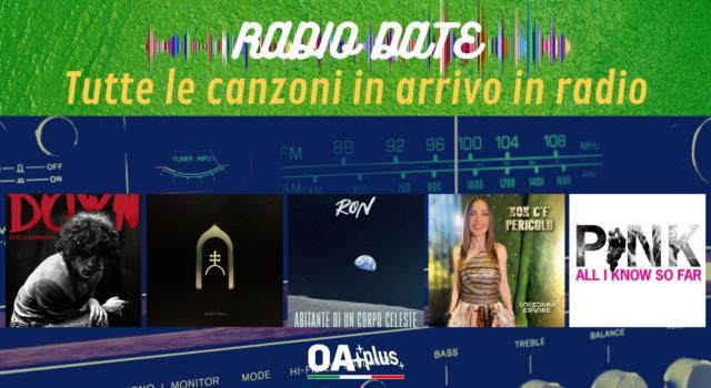 RADIO DATE del 28 maggio. Leo Gassmann, Greta Van Fleet, Ron, Loredana Errore, P!nk