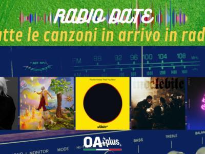 RADIO DATE del 7 maggio. Malika Ayane, Venerus, Chemical Brothers, Fasma, Coldplay