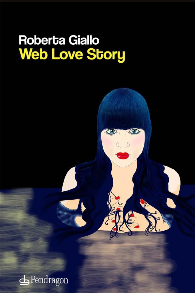 WEB LOVE STORY COPERTINA