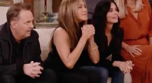 """""""Friends: The Reunion"""", ecco il primo trailer ufficiale"""