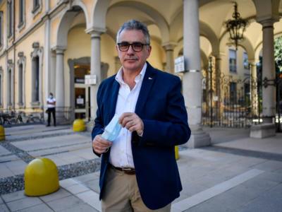 """Il virologo Fabrizio Pregliasco a OaPlus: """"Con il 50% dei vaccinati via le mascherine. E servono protocolli sistematici per eventi sportivi e musicali"""""""