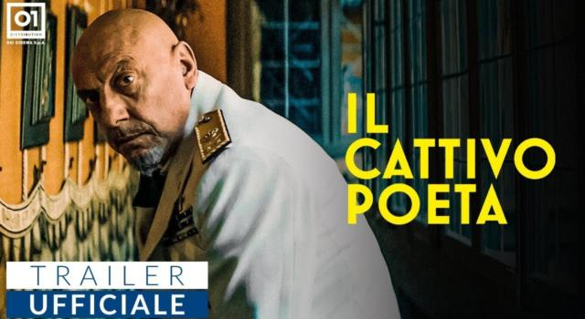 """"""" Il cattivo Poeta"""": trama e scheda del film"""