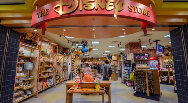 Disney, serrande abbassate in Italia nei negozi: a rischio 230 posti di lavoro