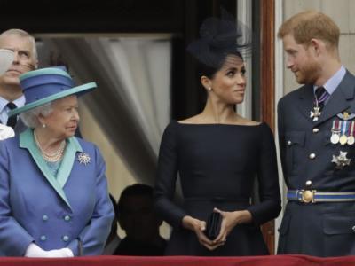 Harry invitato a Palazzo dalla Regina, ma senza Meghan. Riappacificazione tra i due per aver chiamato la secondogenita Lilibeth?
