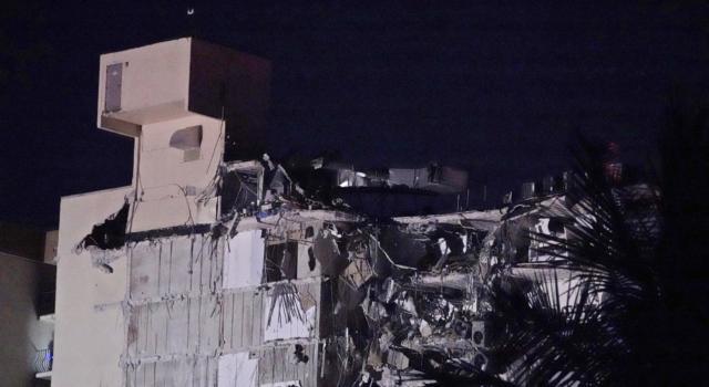 Miami, 51 dispersi dopo il crollo di un palazzo nel Surfside