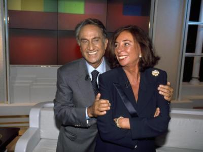 Morta la giornalista Diana De Feo: moglie di Emilio Fede, aveva 84 anni
