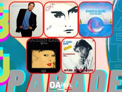 Rubrica, 80PARADE. Paul Simon, Anna Oxa, Modern Talking, Madleen Kane, Enzo Malepasso