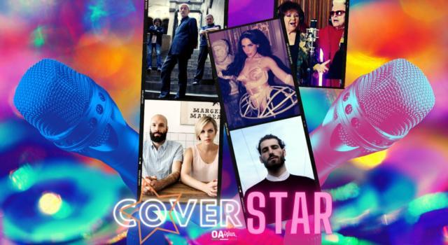 Rubrica, COVER STAR. Peppe Servillo, Pomplamoose, Lolita, Vieri Cervelli Montel, Cristiano Malgioglio e Orietta Berti
