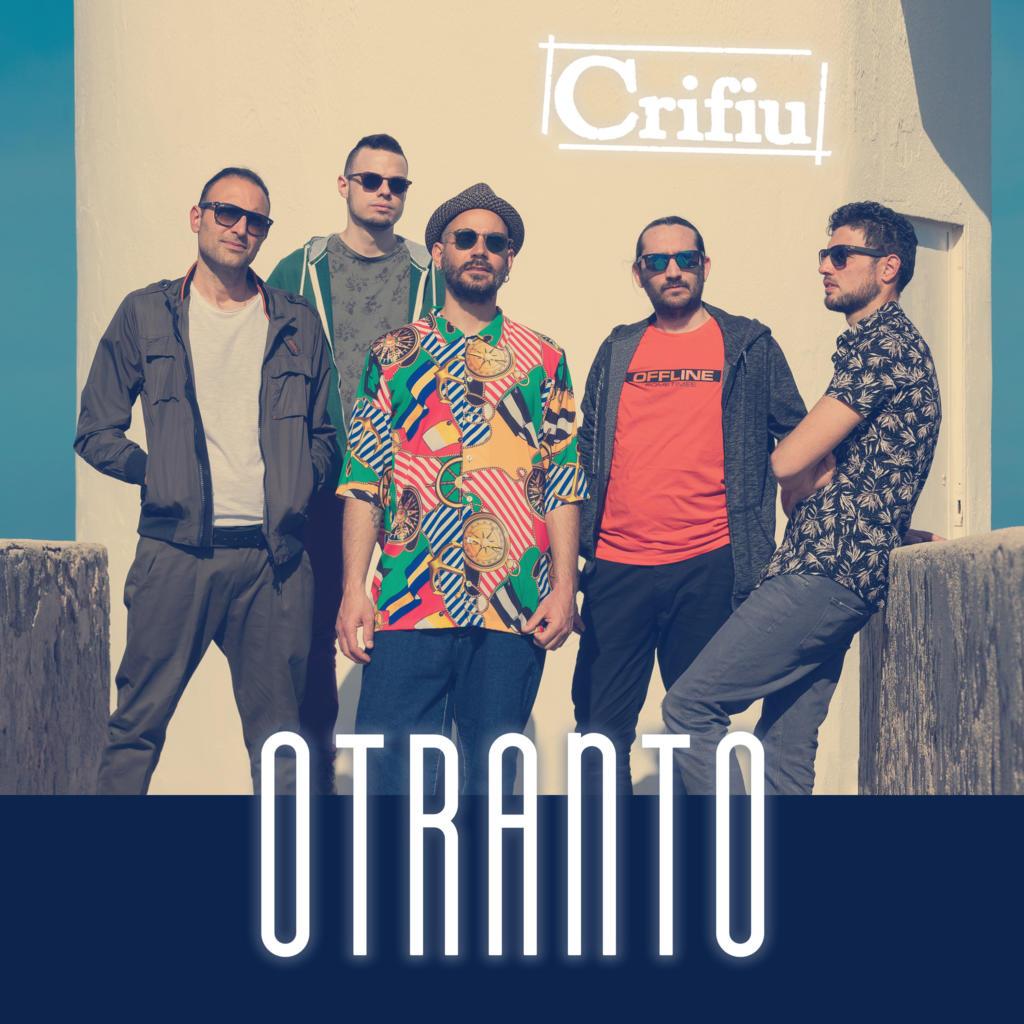 """cover del singolo """"Otranto"""""""