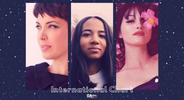 OA PLUS INTERNATIONAL CHART (WEEK 25/2021): le voci incantevoli di Anna Leone, Teresa Salgueiro e Lara Mrgic sul podio
