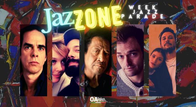 Rubrica, JazZONE. Nick Cave, Pomplamoose, James Senese, Chris Thile, Cande y Paulo