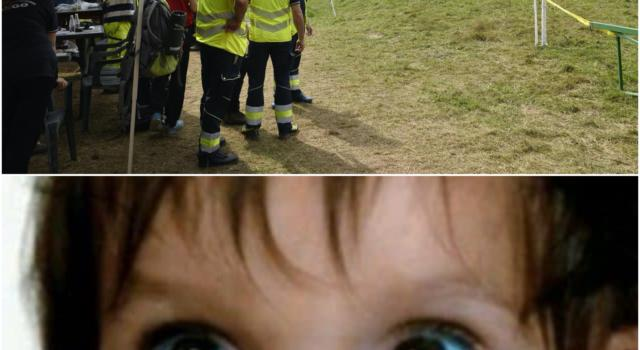 ULTIM'ORA. Mugello, ritrovato vivo Nicola, il bimbo di 2 anni scomparso: era in fondo ad una scarpata a due chilometri da casa