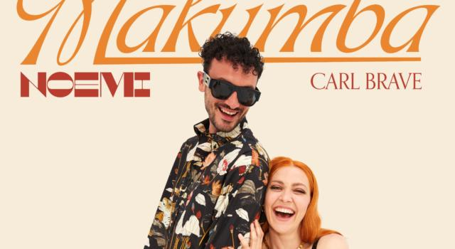 Noemi e Carl Brave, Makumba: una gradita sorpresa