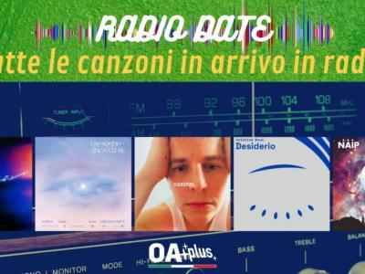 RADIO DATE del 4 giugno. Madame, Emma e Loredana Bertè, Tom Odell, Cristina Donà, N.A.I.P.