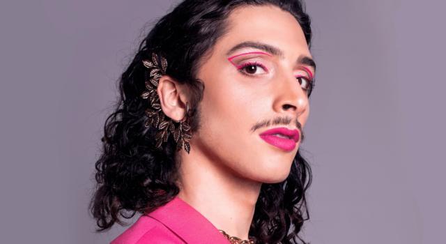 """Andrea Di Giovanni: l'artista Pop Queer collabora con Sem&Stènn che hanno remixato il suo singolo """"Rebel"""""""