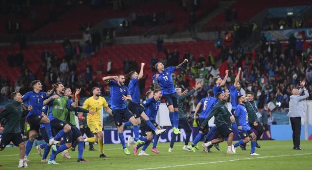 EURO 2020, Azzurri in finale. Ecco quando si gioca: data, orario e diretta TV