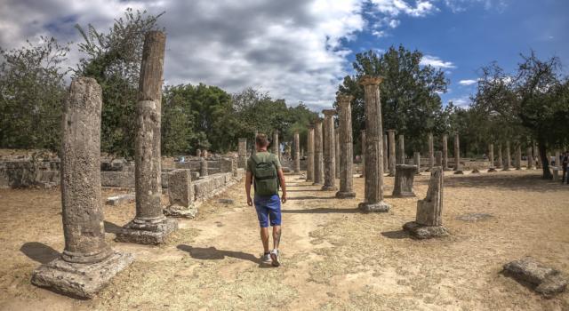 """Passione Olimpiadi, viaggi a """"Cinque Cerchi"""". Olympia, le origini del mito"""