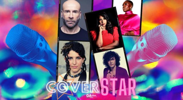 Rubrica, COVER STAR. Mario Venuti, Marianne Mirage, Letizia Onorati, Ermal Meta e Laura Mvula