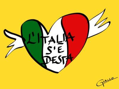 """Mei, Rubrica. MUSICA IN GIALLO. Campioni d'Europa: Eurovision+Europei: """"L'Italia s'è desta"""". Ora facciamo in modo che non ricada in letargo!"""