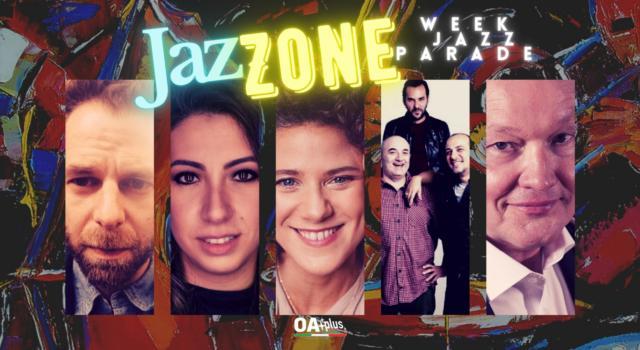 Rubrica, JazZONE. Leo Sidran, Letizia Onorati, Cyrille Aimée, Foja, Nils Landgren Funk Unit