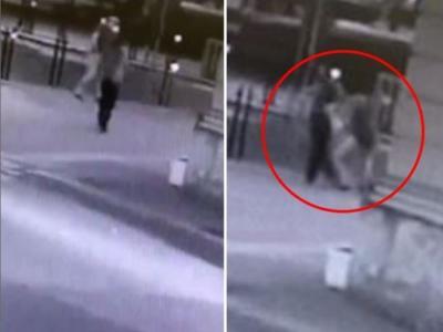 Voghera, ecco il video della lite fra l'assessore leghista e il senzatetto marocchino rimasto ucciso