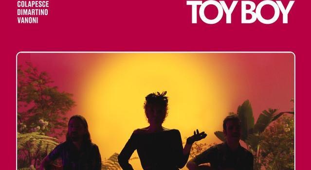 Toy Boy: il divertissement di Colapesce/Dimartino e Vanoni