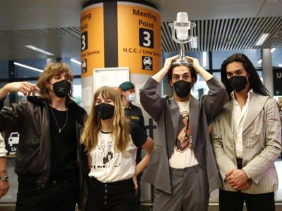 Maneskin da record: la band italiana è la più ascoltata al mondo con 'Beggin'