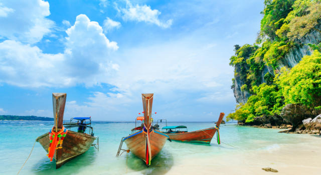 Thailandia, l'isola di Phuket riapre al turismo