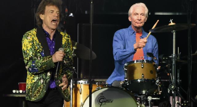 Addio a Charlie Watts, storico batterista dei Rolling Stones