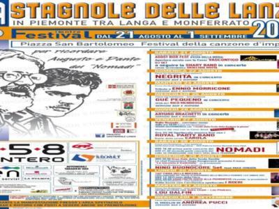 Festival Contro 2021: Sul palco di Castagnole Gue Pequeno, Negrita, Nomadi e l'omaggio a Ennio Morricone