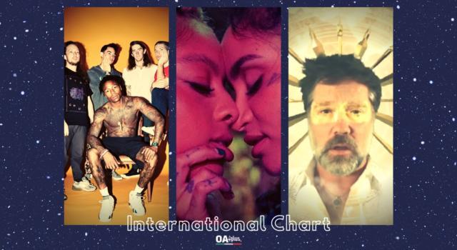 OA PLUS INTERNATIONAL CHART (WEEK 33/2021): tris di collaborazioni in vetta con Kiana Ledé & Kehlani, Turnstile & Blood Orange e Ampersounds & Rufus Wainwright