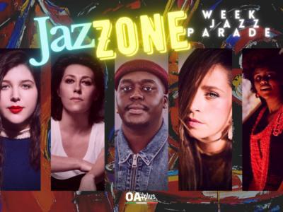 Rubrica, JazZONE. Lucy Dacus, Martha Wainwright, Jordan Mackampa, Jasmine Tommaso, Medicine Man Orchestra