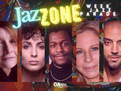 Rubrica, JazZONE. Patrizia Gattaceca, Barbara Pravi, Michael Stephenson, Barbra Streisand, Idan Raichel