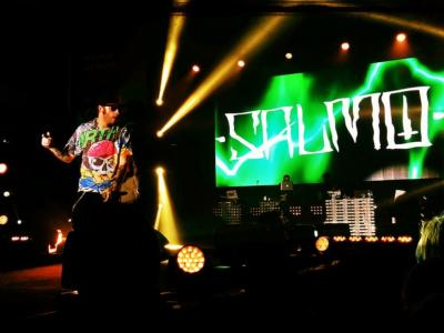 Salmo e il concerto a Olbia: un gesto che non serve a nessuno