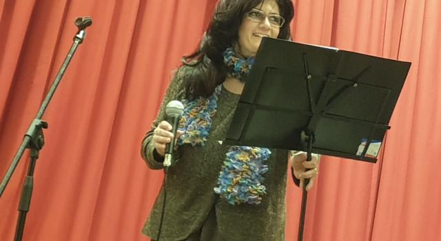 Stella Bassani al museo diocesiano di Mantova