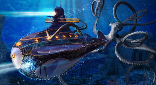 """Disney+, in arrivo la serie TV di """"Ventimila leghe sotto i mari"""""""